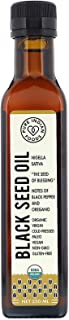 Pure Indian Foods Organic Cold Pressed Virgin Black Seed Oil, 250 ml