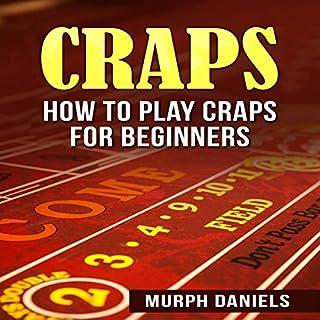 Craps audiobook cover art