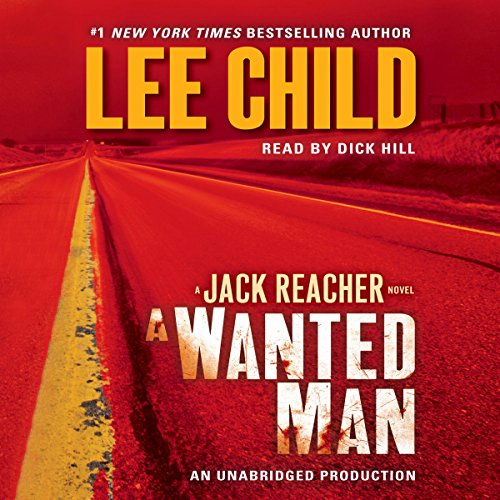 Couverture de A Wanted Man