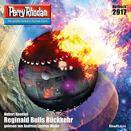 Reginald Bulls Rückkehr cover art