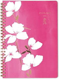 "AT-A-GLANCE 2020 Weekly & Monthly Planner, 5-1/2"" x 8-1/2"", Small, Sorbet (5151-200-20)"
