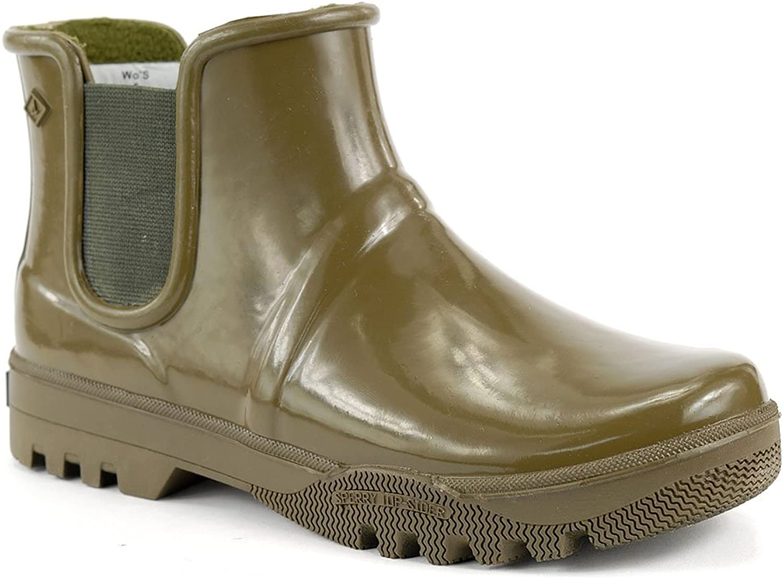 Sperry Top-Sider Women's Nellie Chelsea Rain Boot