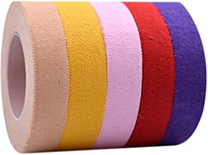 Guzheng Finger Tape 1 Roll For Each Color Skin Yellow Pink Red Purple Multicolor