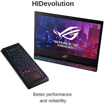 "HIDevolution ASUS ROG Mothership GZ700GX 17.3"" FHD 144Hz   2.4 GHz i9-9980HK, RTX 2080, 128GB 2666MHz RAM, 1.5TB (3 x 512GB) PCIe SSD Raid 0   Authorized Performance Upgrades & Warranty"
