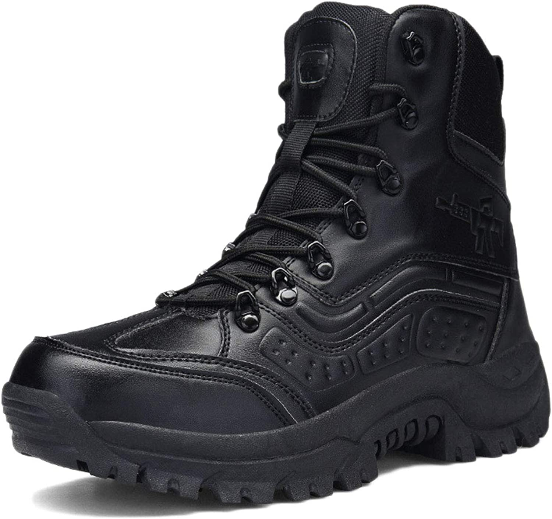 Hiking shoes Men Waterproof Walking shoes Non Slip Trekking Autumn Winter high Help Outdoor Military Boots Desert Tactical Boots
