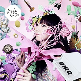 FOR YOU(CD+DVD)(ltd.ed.) by RIE FU (2011-02-16)