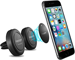 Spigen Magnetic Air Vent Car Mount holder 2 PACK for most Smartphones Apple Samsung LG HTC Xperia Google