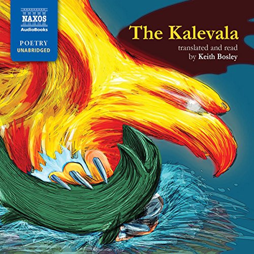 The Kalevala audiobook cover art