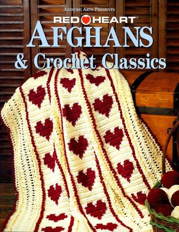 Red Heart® Afghans & Crochet Classics (Crochet Treasury)