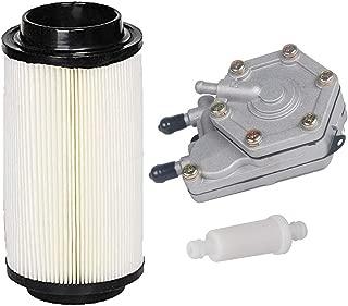 Dual Stage Air Filter Replaces Arctic Cat ATV 375 400 454 500 2x4 4x4 Auto