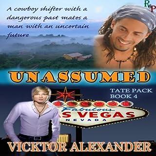 Unassumed (Tate Pack) audiobook cover art
