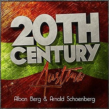 20th Century Austria: Alban Berg & Arnold Schoenberg