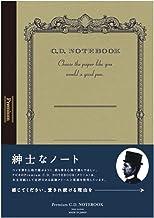 Apica Premium C.D. Notebook - A5 - 5mm Grid - 96 Sheets