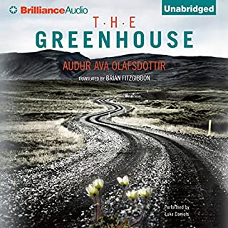 The Greenhouse cover art