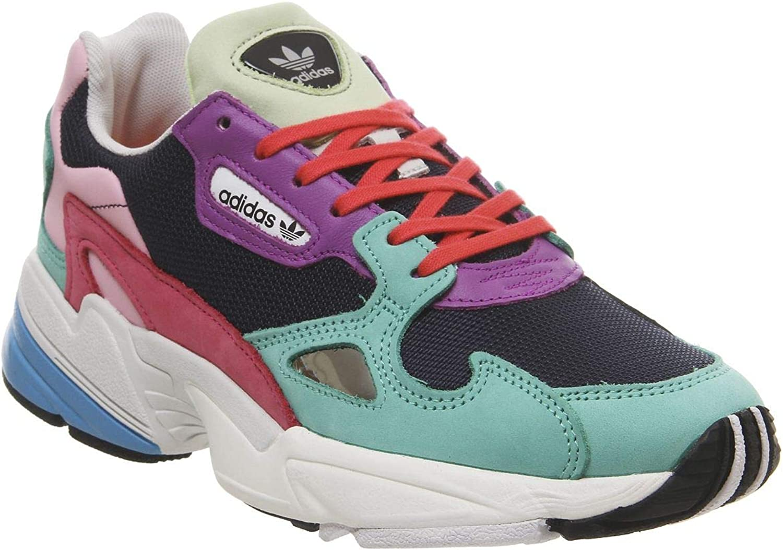 ADIDAS women's shoes low sneakers CG6211 FALCON W