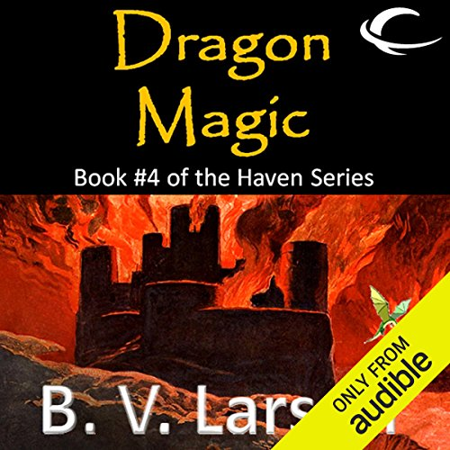 Dragon Magic audiobook cover art