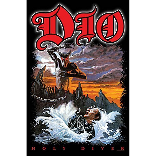 Dio - Poster Flags by Rockabilia