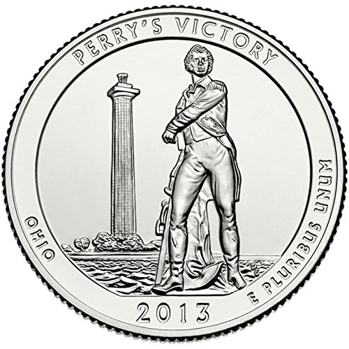 2013 D Perry's Victory National Park – D 40 Coin Bankroll Uncirculated