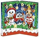 Kinder Mix Tavolo Calendario dell'Avvento, 127g