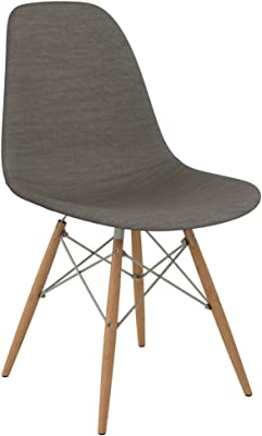 NyeKoncept Mid-Century Side Chair, Pebble