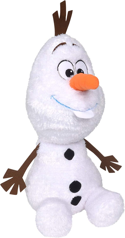 Simba- Peluche Frozen 2 Olaf 50cm, Color (6315877638)