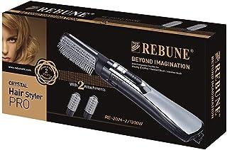 REBUNE RE-2024-2, 3 in 1 Hair Styler, Black