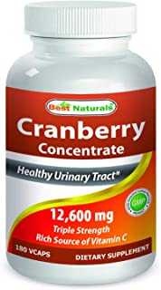 Best cranberry pills dietary supplement Reviews