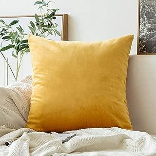 Best large velvet pillows Reviews