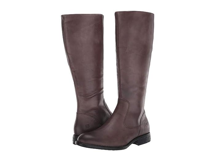 Born  North (Grey Full Grain Leather) Womens  Boots