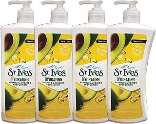 St Ives Ltn Hydrating Vit Size 21z St Ives Hydrating Vit E 21z (Pack of 4)