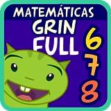 Matemáticas con Grin 678 FULL VERSION fracciones, multiplicar, cálculo