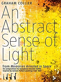 AN ABSTRACT SENSE OF LIGHT -PARTITION+PARTIES SEPAREES