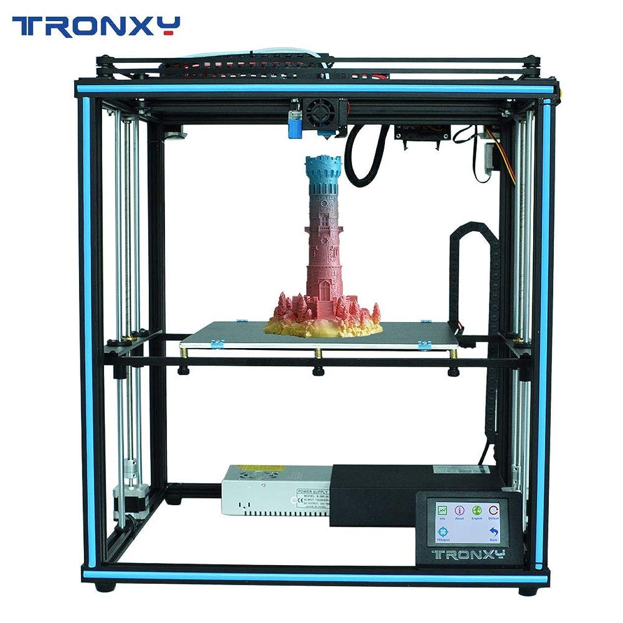 神経障害リングバックパース【TRONXY】 X5SA 3Dプリンター 最大印刷サイズ330*330*400mm CoreXY印刷モード 自動レベリング 停電回復印刷 フィラメント検出機能 (自己インストール)