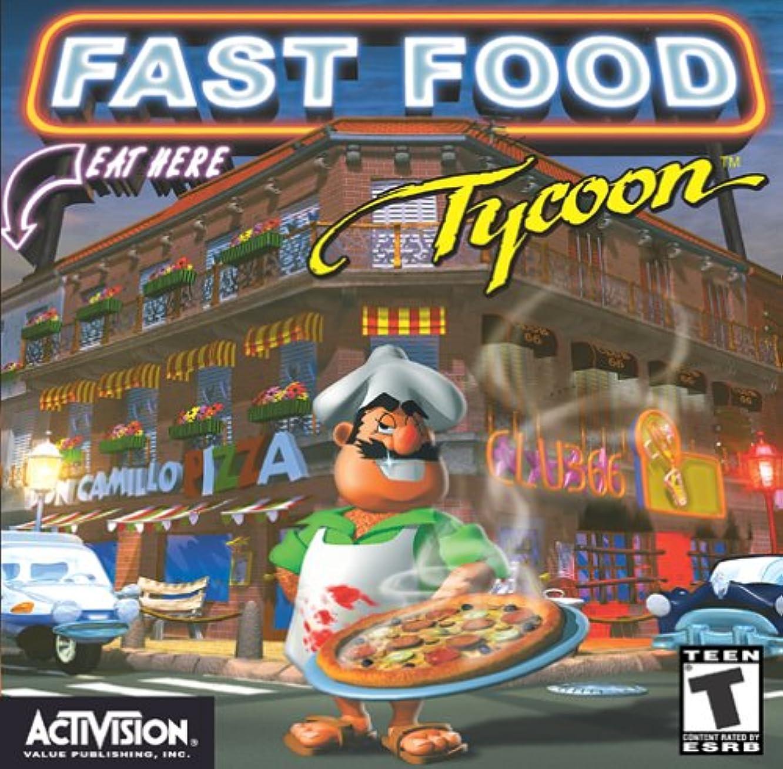 結果天皇盗賊Fast Food Tycoon (Jewel Case) (輸入版)