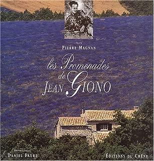 Les promenades de Jean Giono (French Edition)