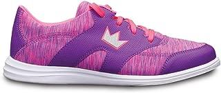 Brunswick Ladies Karma Sport Bowling Shoes- Purple/Pink