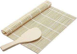 Ecloud Shop® La bambú Sushi Toma Set - Rollo de Sushi,