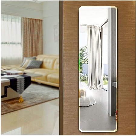 Amazon Com Better Bevel 12 X 48 Frameless Full Length Rectangle Mirror 1 Beveled Edge Wall Mirror Kitchen Dining