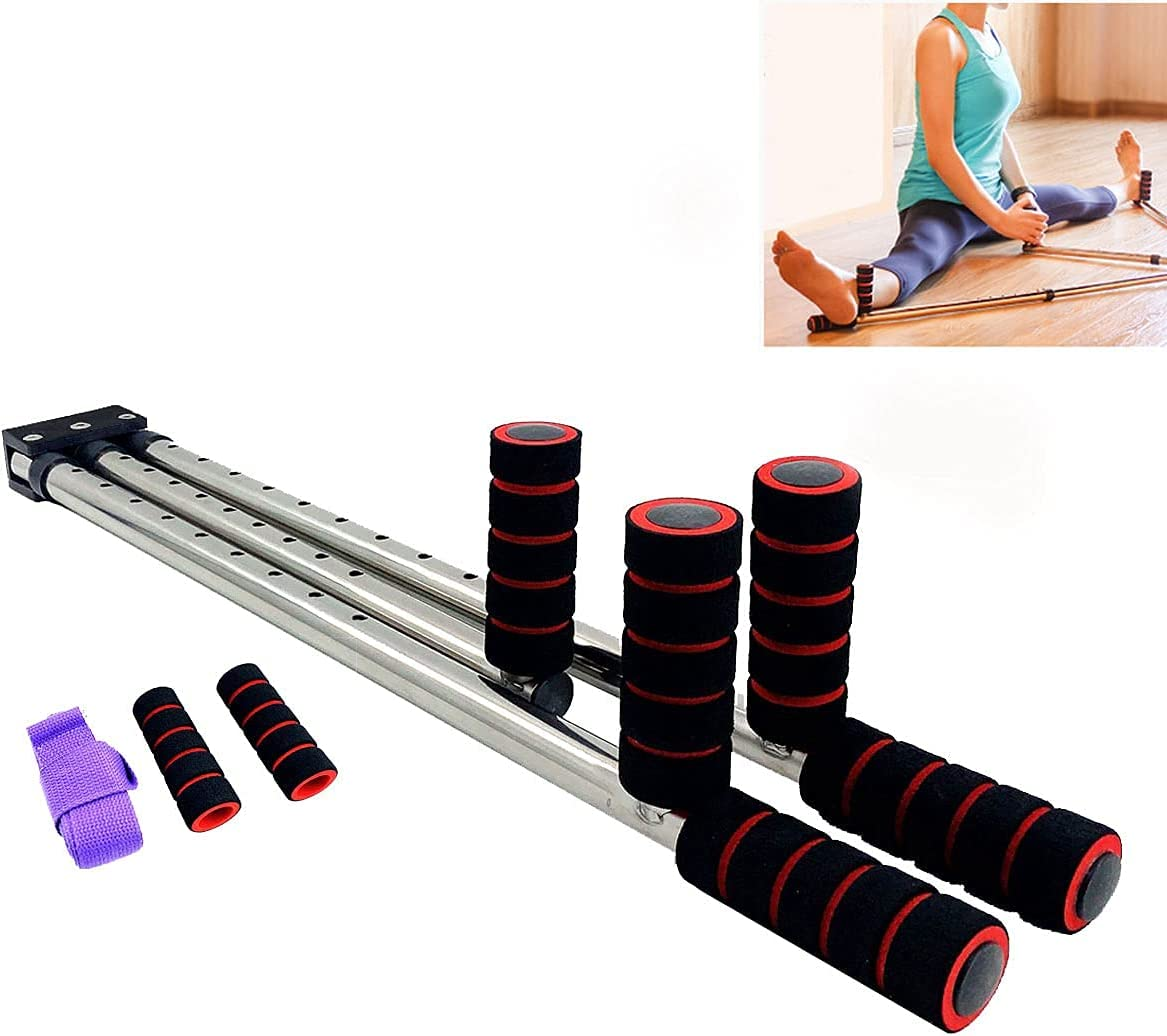 DOMINTY 3 Bar Leg Stretcher Device Split Iron Sale SALE% 2021new shipping free shipping OFF Extension