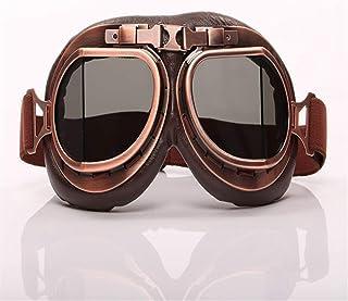 Gafas de Sol Deportivas Antivaho Antireflejo Gafas protectoras de la motocicleta Gafas protectoras Gafas protectoras Casco Gafas Gafas retro Gafas de esquí de fondo Gafas de montar para Hombre y Mujer