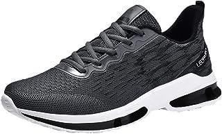 Zapatillas Hombres Deporte Running,JiaMeng Zapatillas Deportivas Transpirables Antideslizantes Ligeras para Correr Deportivas para Hombre de Deporte