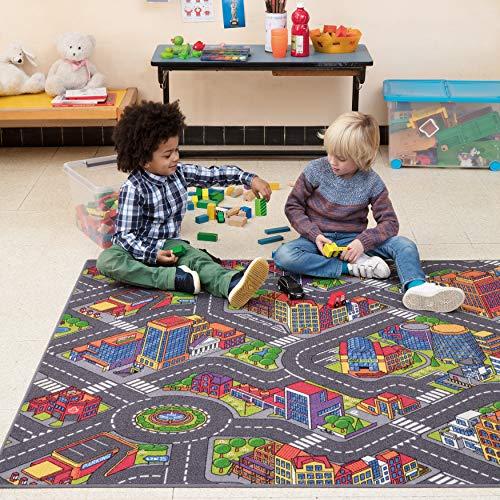 Carpet Studio Alfombra Infantil Suave al Tacto para Niño y Niña, Res