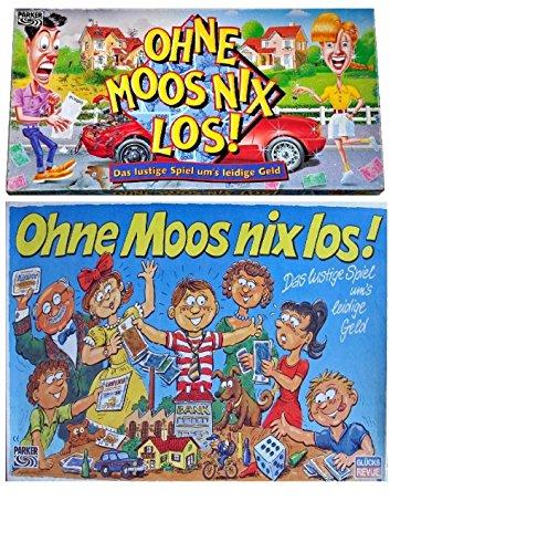 Ohne Moos nix los