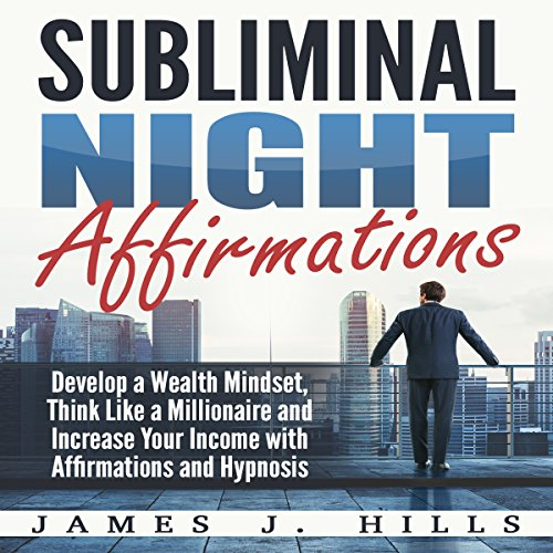 Subliminal Night Affirmations cover art