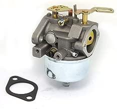 Replacement Carburetor for Tecumseh 8 9 10 hp Generator Chipper Shredder