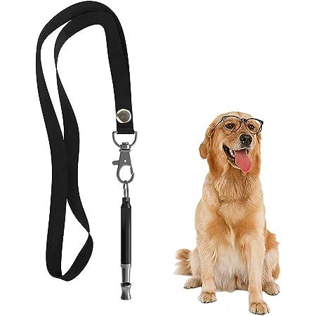 BESTHINGUS Dog Training Whistle to Stop Barking702-q22