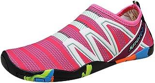 Lloopyting Zapatos Deportivos de Agua de Secado rápido Unisex, cómodos, sin Cordones, para Playa, Fiesta, Zapatos Planos