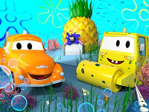 Steve ist Sponge Bob / Carrie ist ein Affe
