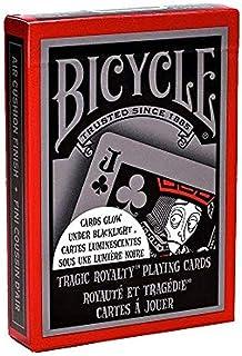 Bicycle 1018404 Tragic Royalty Playing cards