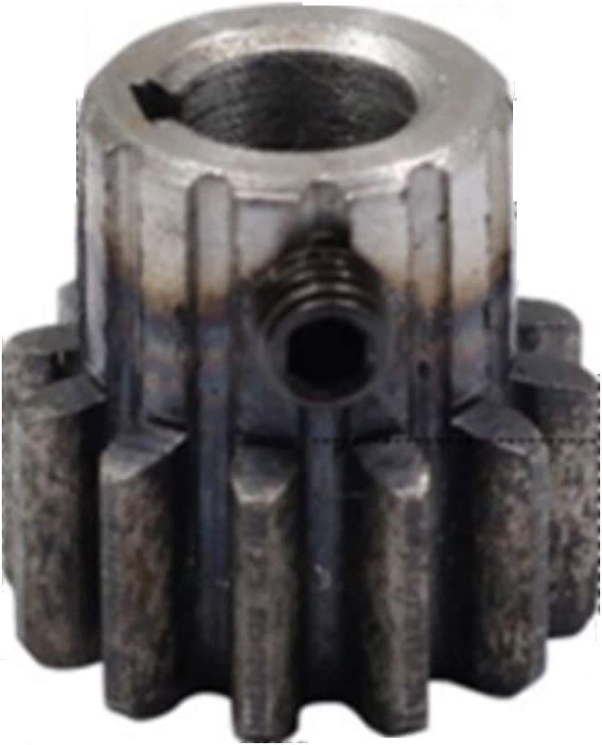 LXIAOBO-G Cheap mail order specialty store Tooth Quenching Spur Gear 1.5M 1.5 Mod Large special price 12T Pinion